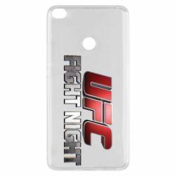 Чохол для Xiaomi Mi Max 2 UFC Fight Night
