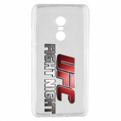 Чохол для Xiaomi Redmi Note 4 UFC Fight Night