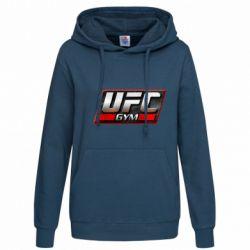 Женская толстовка UFC GyM - FatLine