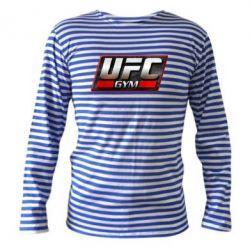 Тельняшка с длинным рукавом UFC GyM - FatLine