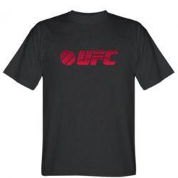 Мужская футболка UFC Main Logo - FatLine