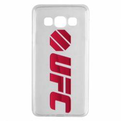 Чехол для Samsung A3 2015 UFC Main Logo