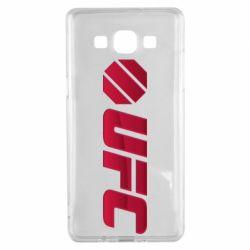 Чехол для Samsung A5 2015 UFC Main Logo