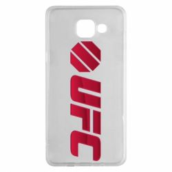 Чехол для Samsung A5 2016 UFC Main Logo