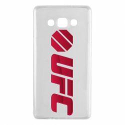 Чехол для Samsung A7 2015 UFC Main Logo