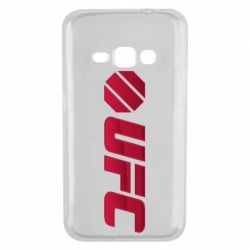 Чехол для Samsung J1 2016 UFC Main Logo