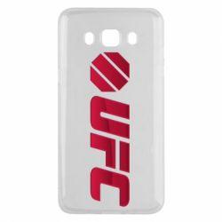 Чехол для Samsung J5 2016 UFC Main Logo