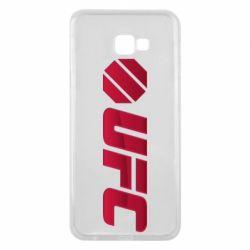 Чехол для Samsung J4 Plus 2018 UFC Main Logo