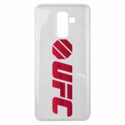 Чехол для Samsung J8 2018 UFC Main Logo