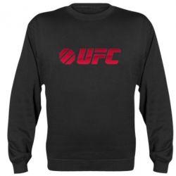 Реглан (свитшот) UFC Main Logo - FatLine