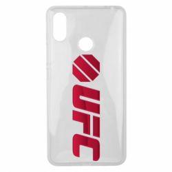 Чехол для Xiaomi Mi Max 3 UFC Main Logo