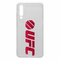 Чехол для Xiaomi Mi9 UFC Main Logo