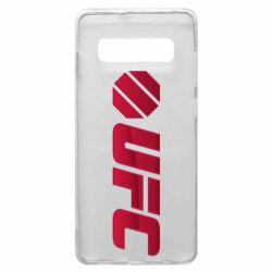 Чехол для Samsung S10+ UFC Main Logo