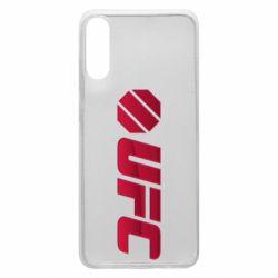 Чехол для Samsung A70 UFC Main Logo
