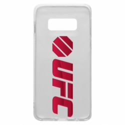 Чехол для Samsung S10e UFC Main Logo