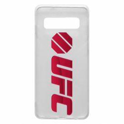 Чехол для Samsung S10 UFC Main Logo