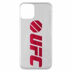 Чехол для iPhone 11 UFC Main Logo