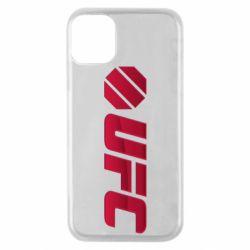 Чехол для iPhone 11 Pro UFC Main Logo