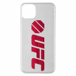 Чехол для iPhone 11 Pro Max UFC Main Logo