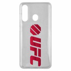 Чехол для Samsung M40 UFC Main Logo