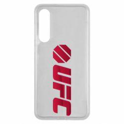 Чехол для Xiaomi Mi9 SE UFC Main Logo