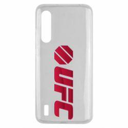 Чехол для Xiaomi Mi9 Lite UFC Main Logo