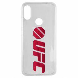 Чехол для Xiaomi Redmi Note 7 UFC Main Logo