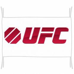 Флаг UFC Main Logo