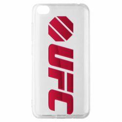 Чехол для Xiaomi Redmi Go UFC Main Logo