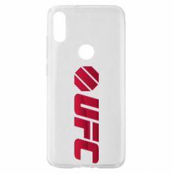 Чехол для Xiaomi Mi Play UFC Main Logo