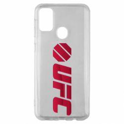 Чехол для Samsung M30s UFC Main Logo
