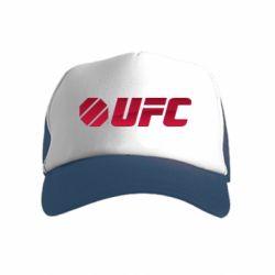 Детская кепка-тракер UFC Main Logo
