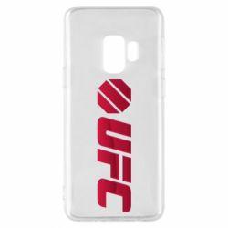 Чехол для Samsung S9 UFC Main Logo