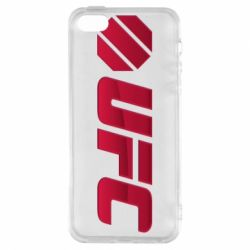 Чехол для iPhone5/5S/SE UFC Main Logo