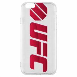 Чехол для iPhone 6/6S UFC Main Logo