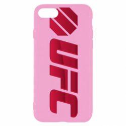 Чехол для iPhone 8 UFC Main Logo