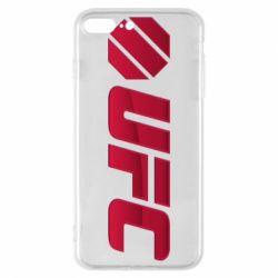 Чехол для iPhone 8 Plus UFC Main Logo