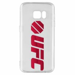 Чехол для Samsung S7 UFC Main Logo