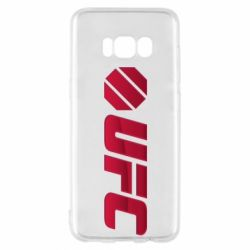 Чехол для Samsung S8 UFC Main Logo