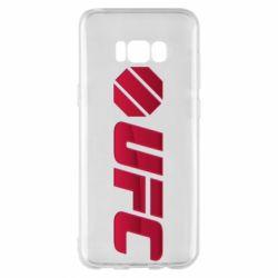 Чехол для Samsung S8+ UFC Main Logo