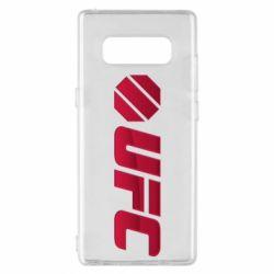 Чехол для Samsung Note 8 UFC Main Logo