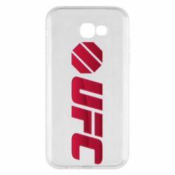 Чехол для Samsung A7 2017 UFC Main Logo