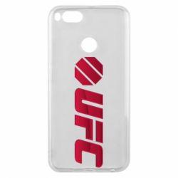 Чехол для Xiaomi Mi A1 UFC Main Logo