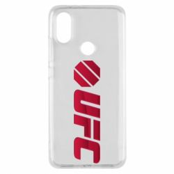 Чехол для Xiaomi Mi A2 UFC Main Logo