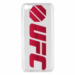 Чехол для Xiaomi Mi5/Mi5 Pro UFC Main Logo