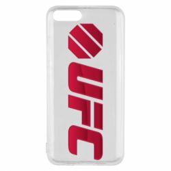 Чехол для Xiaomi Mi6 UFC Main Logo