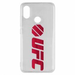 Чехол для Xiaomi Mi8 UFC Main Logo