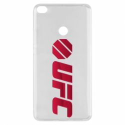 Чехол для Xiaomi Mi Max 2 UFC Main Logo