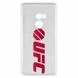 Чехол для Xiaomi Mi Mix 2 UFC Main Logo