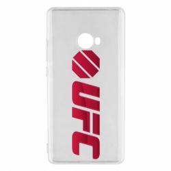 Чехол для Xiaomi Mi Note 2 UFC Main Logo